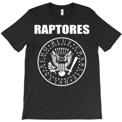 Raptores T-shirt Designed By B4en1