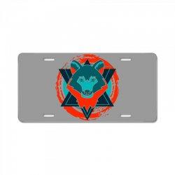 animal License Plate | Artistshot