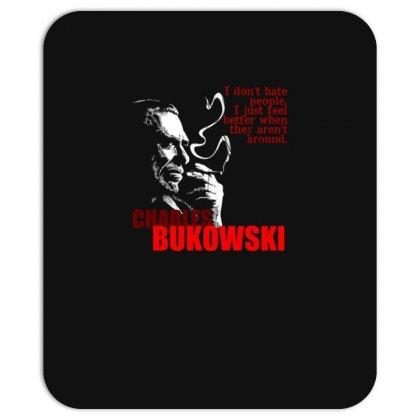 Charles Bukowski Mousepad Designed By Lyly
