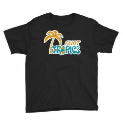 flint tropics retro Youth Tee | Artistshot