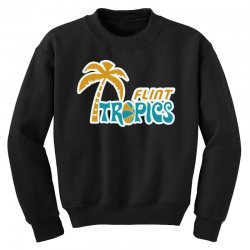flint tropics retro Youth Sweatshirt | Artistshot