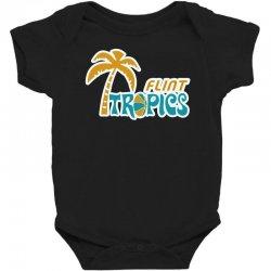 flint tropics retro Baby Bodysuit | Artistshot