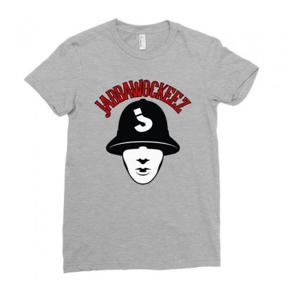 Jabbawockeez Ladies Fitted T-shirt Designed By Bluebubble