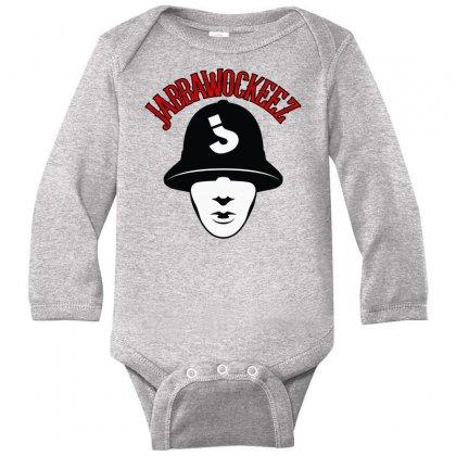 Jabbawockeez Long Sleeve Baby Bodysuit Designed By Bluebubble
