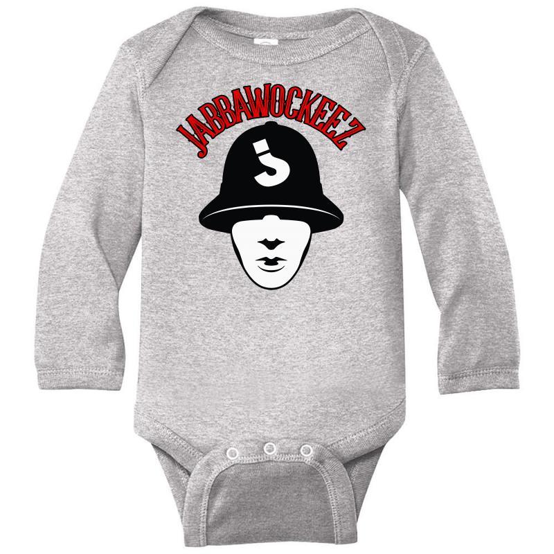 Jabbawockeez Long Sleeve Baby Bodysuit   Artistshot