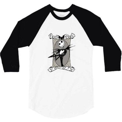 Corpse 3/4 Sleeve Shirt Designed By Estore