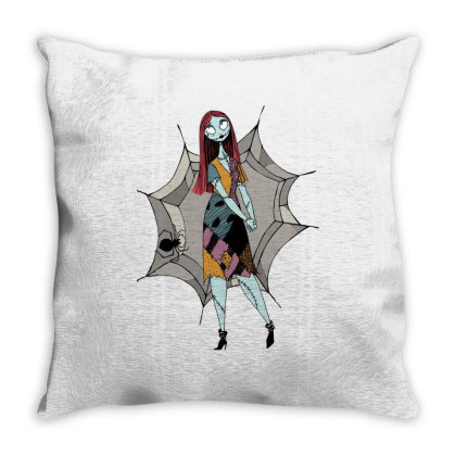 Corpse Throw Pillow Designed By Estore