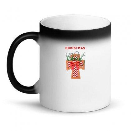 Christmas Begins With Christ For Dark Magic Mug Designed By Zeynepu