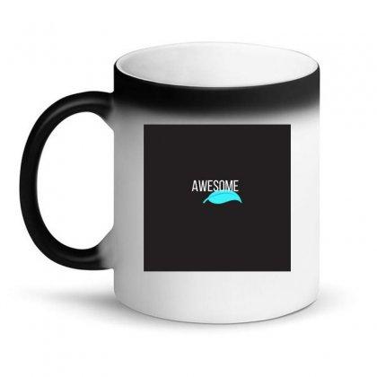 Alphabet Series A For Awesome Magic Mug Designed By Devika888