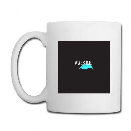 Alphabet Series A For Awesome Coffee Mug Designed By Devika888