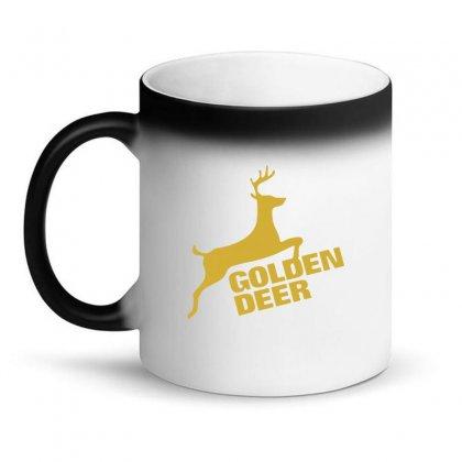 Golden Deer Emblem Magic Mug Designed By Michelziud