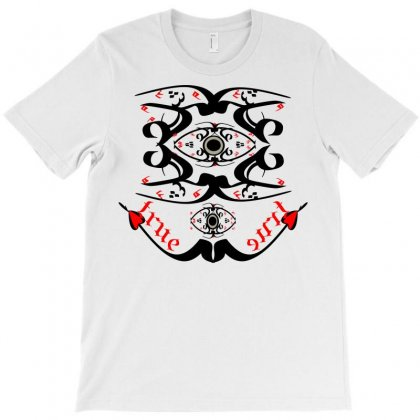 True T-shirt Designed By Nowlam
