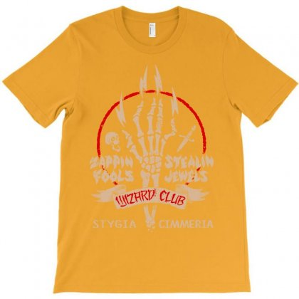 Wizard Club T-shirt Designed By Artwoman