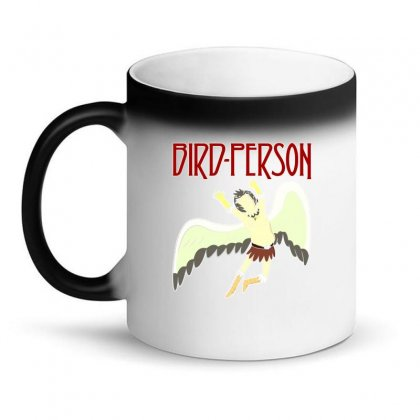 Bird Person Magic Mug Designed By Baron