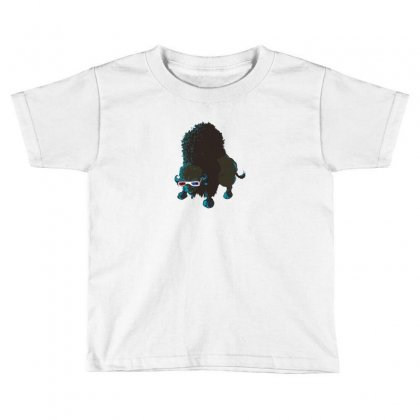 Bison Toddler T-shirt Designed By Baron