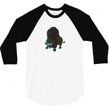 Bison 3/4 Sleeve Shirt Designed By Baron