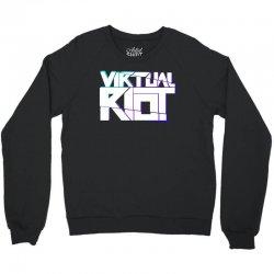 virtual riot Crewneck Sweatshirt | Artistshot