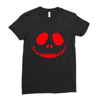 Smile Ladies Fitted T-shirt Designed By Estore