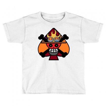 Ace2020 Toddler T-shirt Designed By Kasem