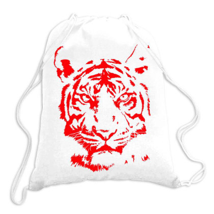 Tiger Drawstring Bags Designed By Estore