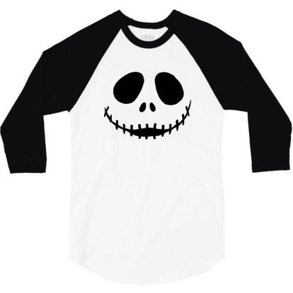 Smile 3/4 Sleeve Shirt Designed By Estore