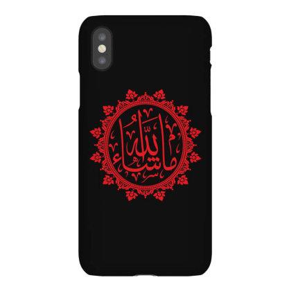 Mashallah, Islam Iphonex Case Designed By Estore