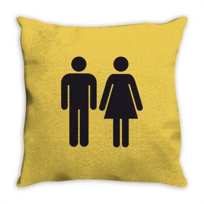 Me, Women Throw Pillow Designed By Estore