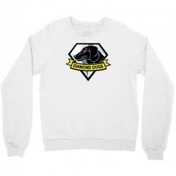 diamond dogs (mgsv) Crewneck Sweatshirt | Artistshot