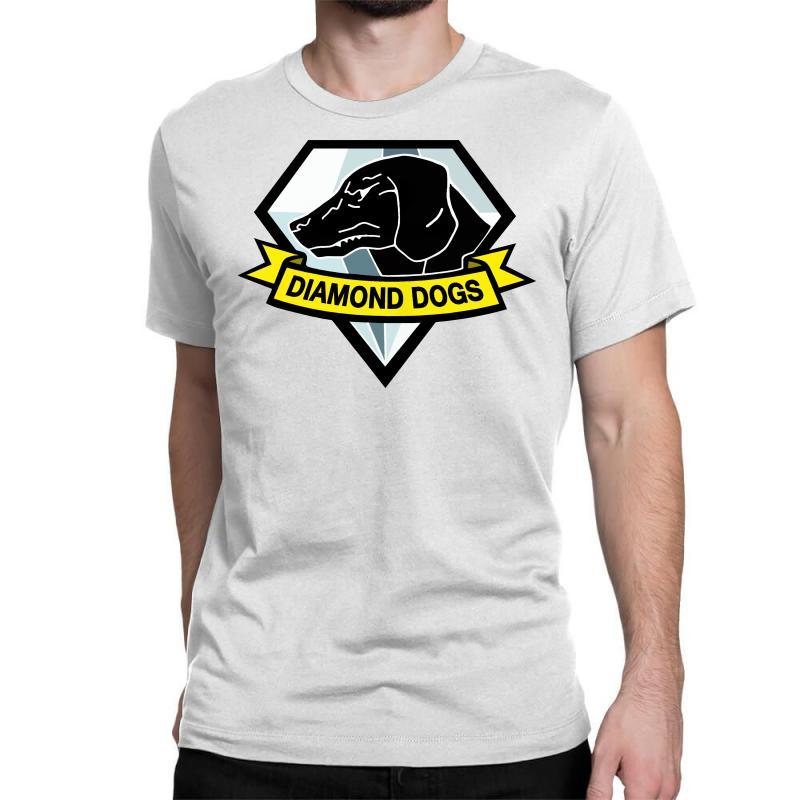 Diamond Dogs (mgsv) Classic T-shirt | Artistshot