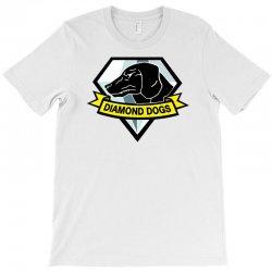 diamond dogs (mgsv) T-Shirt | Artistshot