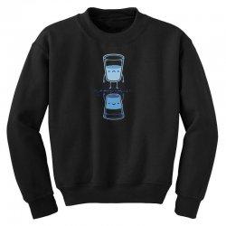 bright side Youth Sweatshirt | Artistshot