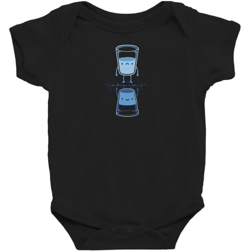 Bright Side Baby Bodysuit   Artistshot