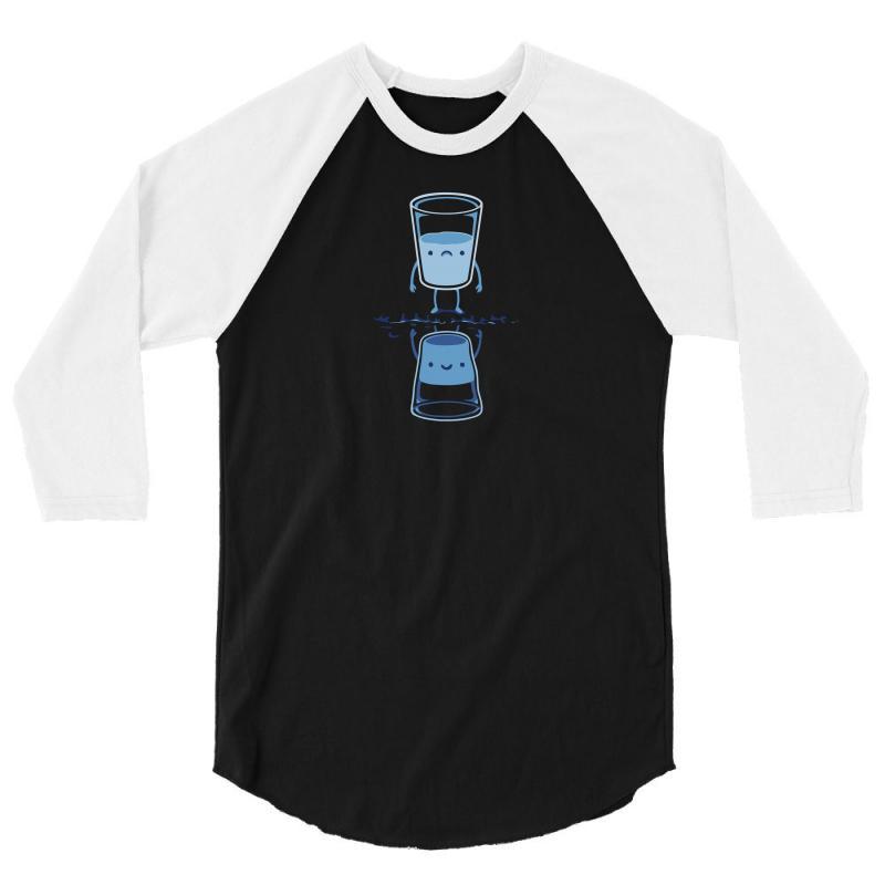 Bright Side 3/4 Sleeve Shirt | Artistshot