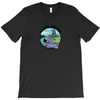 Camp Myah T-shirt Designed By Baron
