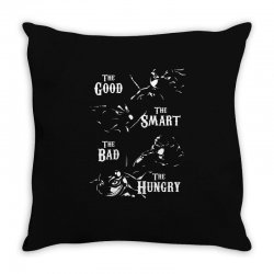 daddy ninja Throw Pillow | Artistshot