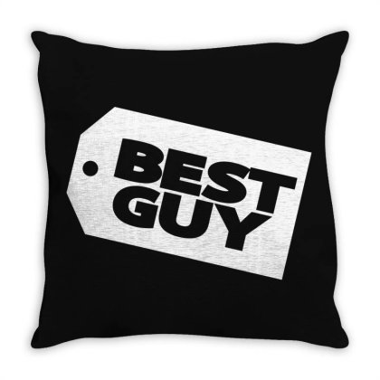 Best Guy Throw Pillow Designed By Estore