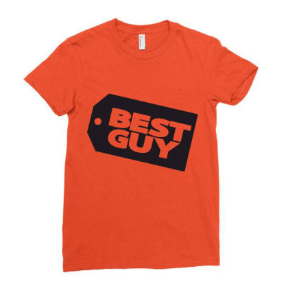Best Guy Ladies Fitted T-shirt Designed By Estore