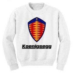 koenigsegg logo Youth Sweatshirt | Artistshot