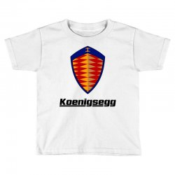 koenigsegg logo Toddler T-shirt | Artistshot