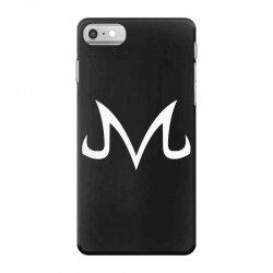 majin logo white iPhone 7 Case | Artistshot