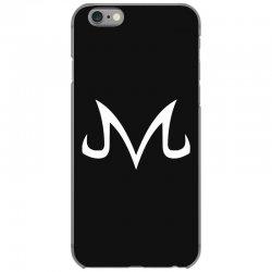 majin logo white iPhone 6/6s Case | Artistshot