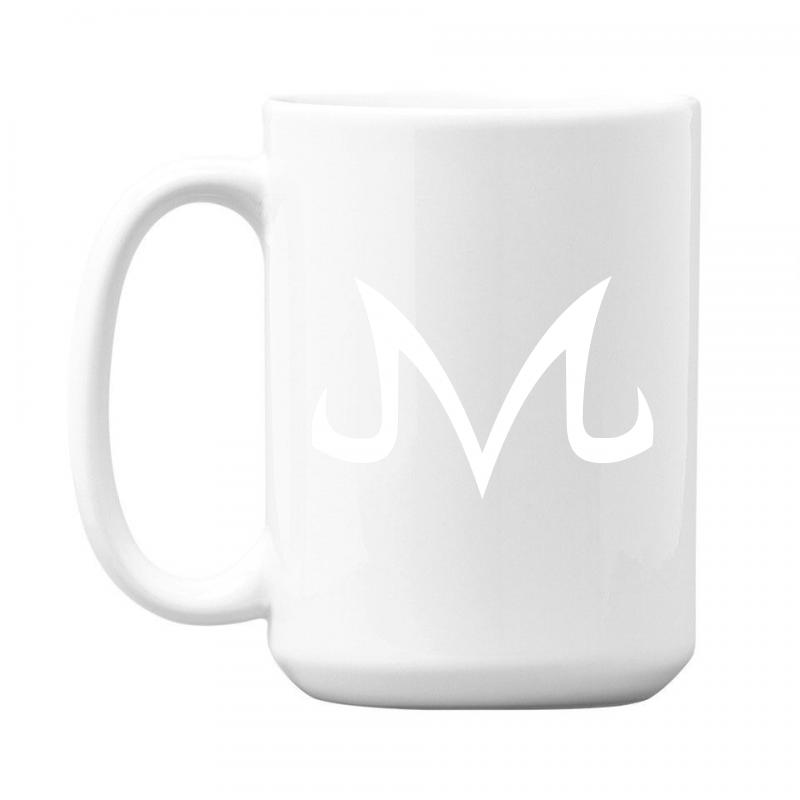 Majin Logo White 15 Oz Coffee Mug | Artistshot