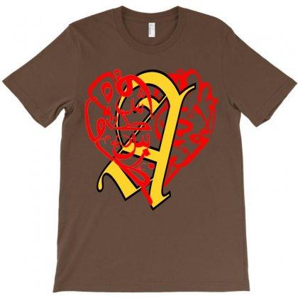 Cœur A T-shirt Designed By Nowlam