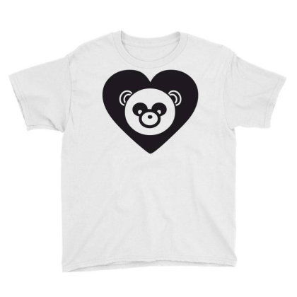 Panda Youth Tee Designed By Estore