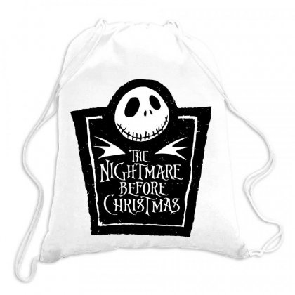 The Nightmare Before Christmas Drawstring Bags Designed By Estore