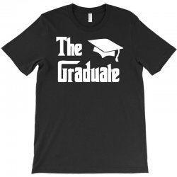 the graduate graduation funny T-Shirt | Artistshot