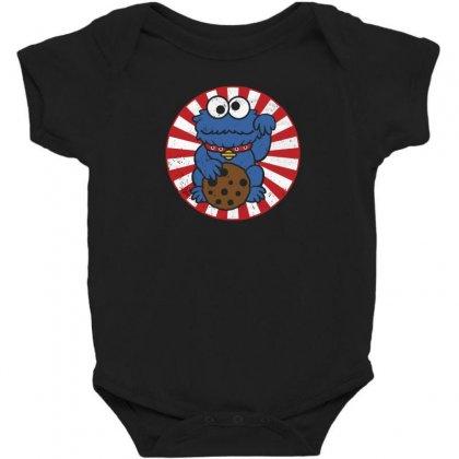 Maneki Cookie Baby Bodysuit Designed By Baron