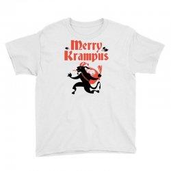 merry krampus Youth Tee   Artistshot