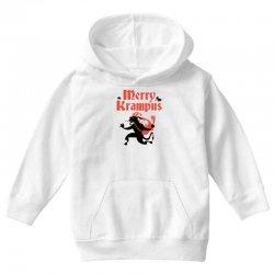 merry krampus Youth Hoodie | Artistshot