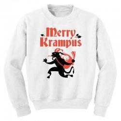 merry krampus Youth Sweatshirt   Artistshot